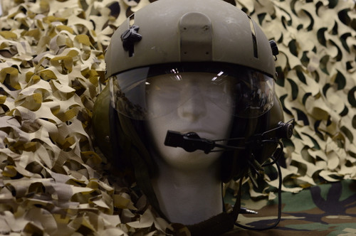 U.S. Armed Forces Tactical Helicopter Flight Helmet
