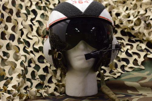 U.S. Armed Forces Marine Corps Rescue Helicopter Flight Helmet