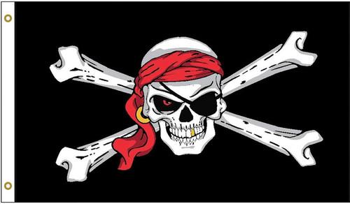 Jolly Roger Flag CPS43967