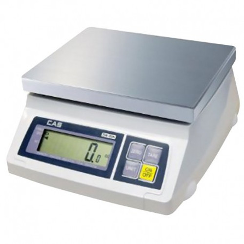 CAS SW-1 5lb Certified Scale