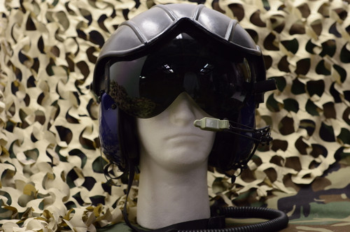 U.S. Armed Forces Alpha 400 Rotary Wing Flight Helmet