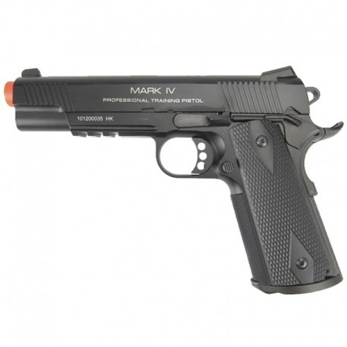 KWA 1911 MKIV PTP GBB Airsoft Gun Pistol