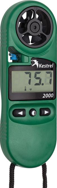 2000 Pocket Wind Meter