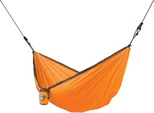 Single Travel Hammock Orange