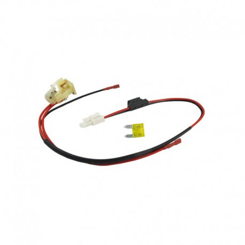 ICS EBB Rear Wired Switch Assembly MTR Stock