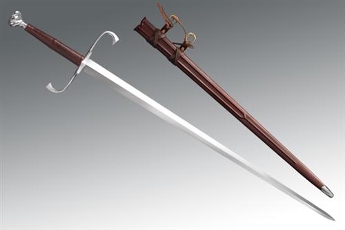 Cold Steel German Long Sword 88HTB
