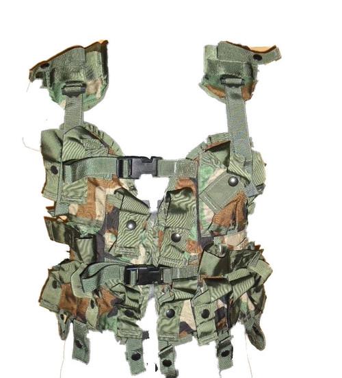 U.S. Armed Forces  40mm Grenade Vest -Woodland