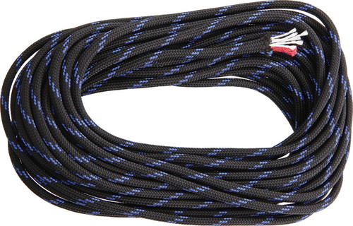 FireCord 25ft Black/Blue