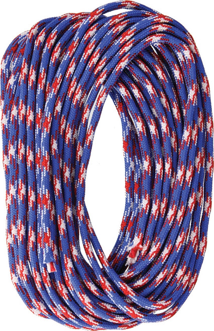 FireCord 25ft Red White & Blue