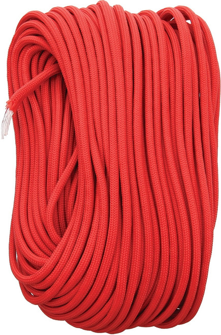 FireCord 100ft Solid Red