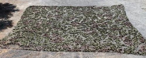 British Military Woodland Yarn Netting