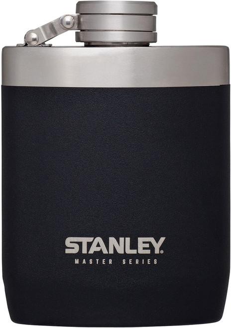Master Flask 8oz Foundry Black