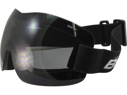 Birdz Eyewear Starling ANSI Z87.1 Goggles (Color: Smoke)