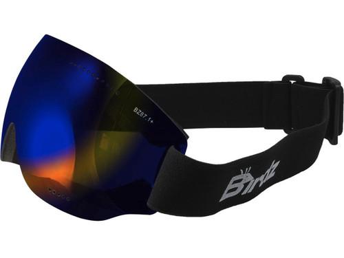 Birdz Eyewear Thrush ANSI Z87.1 Goggles (Color: Revo Blue)