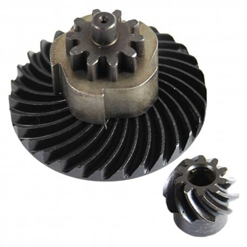 LONEX Spiral Bevel Helical Pinion Gear Set