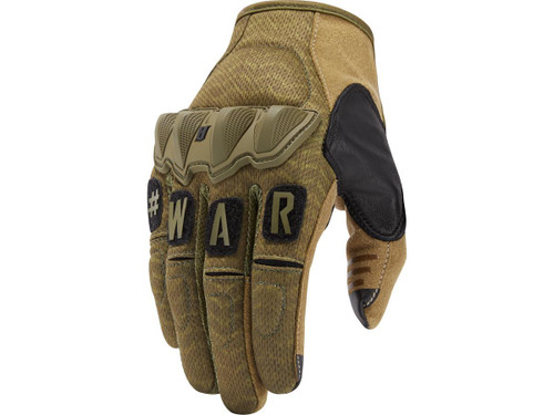 "Viktos ""WARTORN"" Tactical Gloves (Color: Coyote / Medium)"
