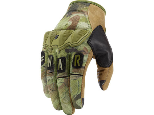 "Viktos ""WARTORN"" Tactical Gloves (Color: Spartan / X-Large)"