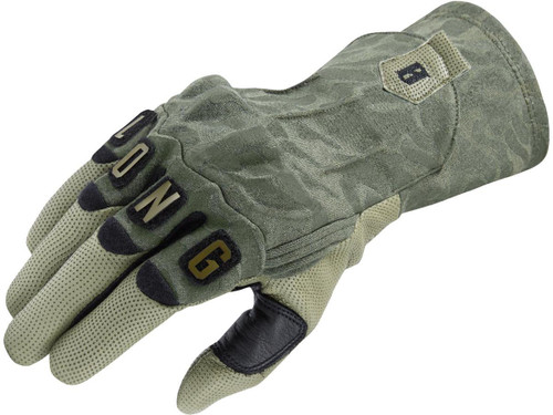 "Viktos ""LONGSHOT"" Tactical Nomex Gloves (Color: Spartan / Large)"