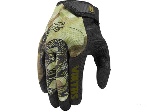 "Viktos ""OPERATUS"" Tactical Nomex Gloves (Color: Spartan / Large)"
