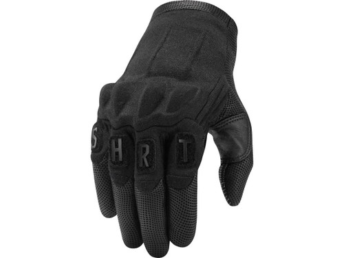 "Viktos ""SHORTSHOT"" Tactical Nomex Gloves (Color: Nightfall / X-Large)"