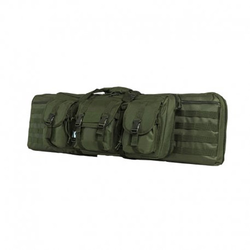 Double Gun Bag 42 Inch Green