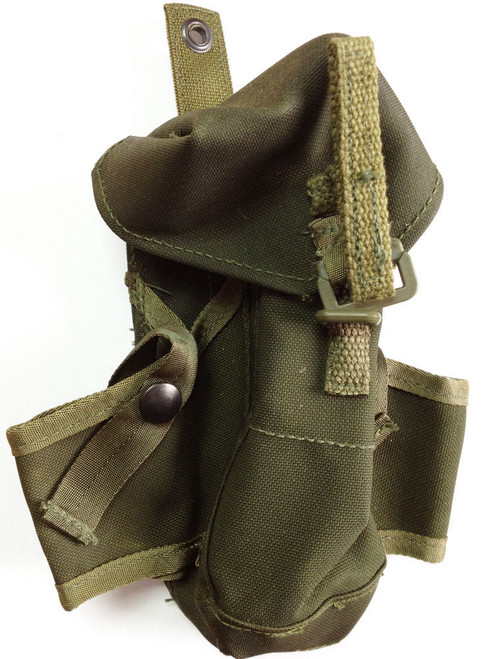 Canadian Armed Forces C7 Mag Pouch  w/2 Grenade Pouches
