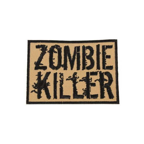 Zombie Killer Patch - Tan - Killhouse Weapon Systems
