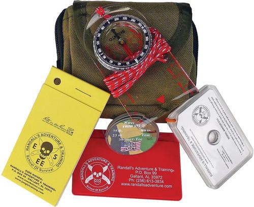 Pocket Survival Kit OD Pouch