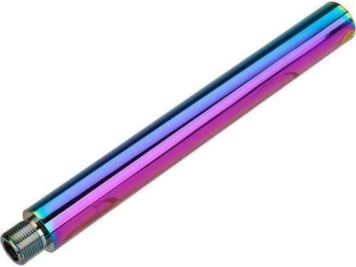 """Laylax Heat Gradation 14mm- Aluminum Outer Barrel (Length: 6.5"""")"""