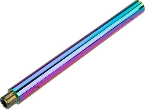 """Laylax Heat Gradation 14mm- Aluminum Outer Barrel (Length: 8.5"""")"""