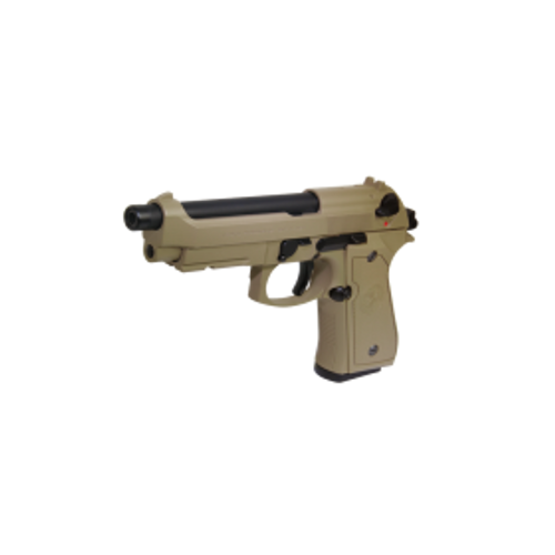 G&G GPM92 Blowback Airsoft Pistol - Tan