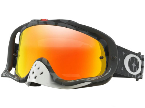 Oakley Crowbar ANSI Z87.1 MX Goggles Troy Lee Designs Signature Series