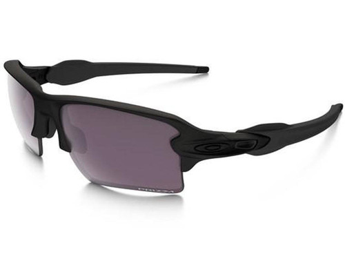 Oakley Flak 2.0 XL Glasses (Color: Matte Black / Iridium Polarized)