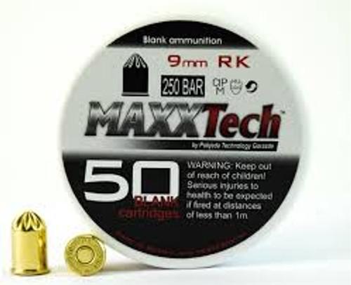 MAXXTech Blank 9mm RK