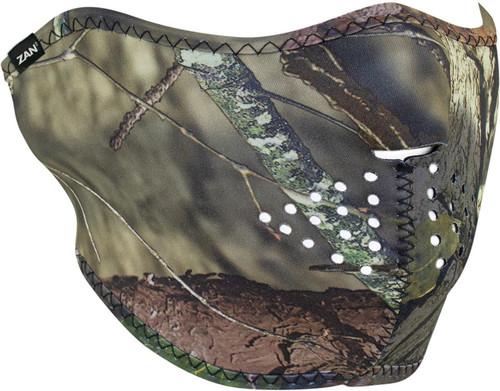 Half Face Mask Mossy Oak