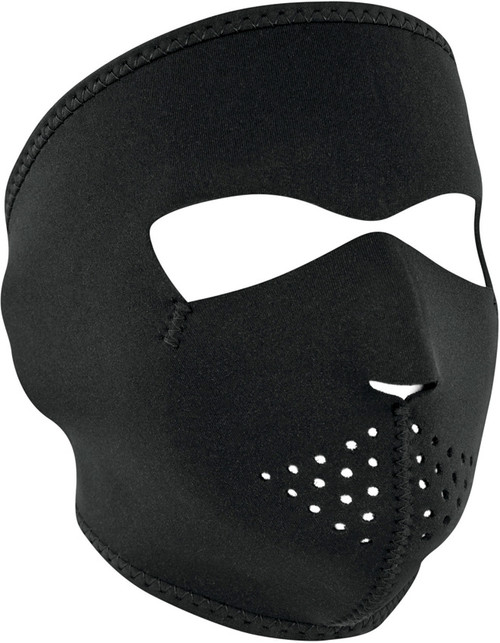 Full Face Mask Black
