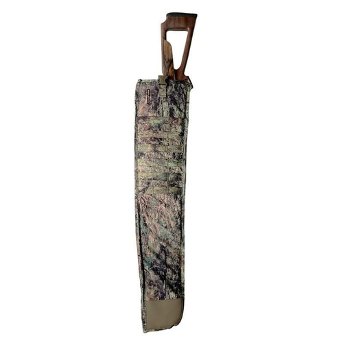 Eberlestock Scoped Rifle Side Scabbard - Camo (Rock Veil)