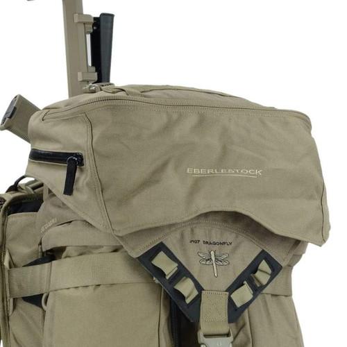 Eberlestock FannyTop Pack Mountable Go-Bag Dry Earth