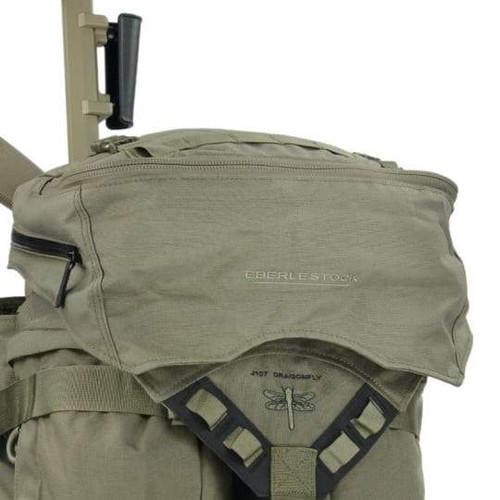 Eberlestock FannyTop Pack Mountable Go-Bag - Military Green