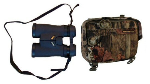 Eberlestock Large Padded Accessory Pouch - Western Slope Camo