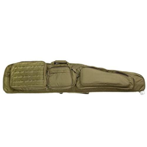 """Eberlestock Sniper Sled Drag Bag 57"""" Dry Earth"""