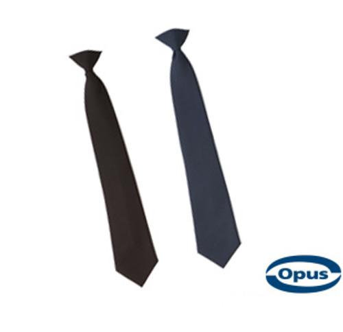 """Opus NT612R Neck Tie w/Clip - 19"""""""