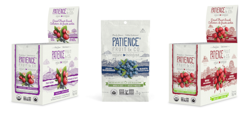 Patience Active Blend  130g  8 Pack