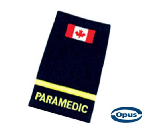 Opus Paramedic Epaulet Slip-on