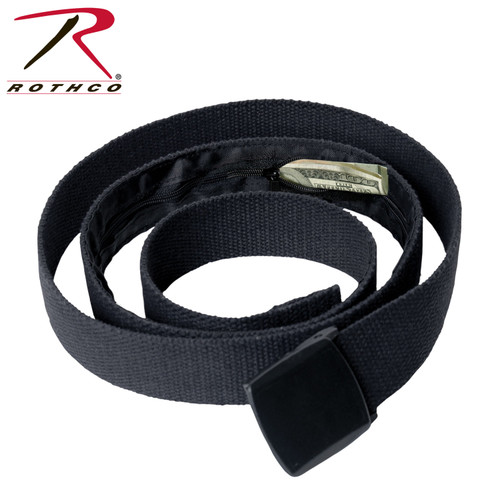 "Rothco 54"" Travel Web Belt Wallet"
