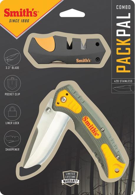 Pack Pal Knife w/Pocket Pal