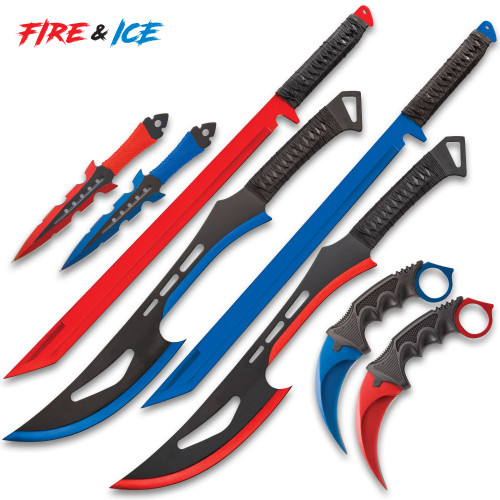 Fire And Ice Battle Set