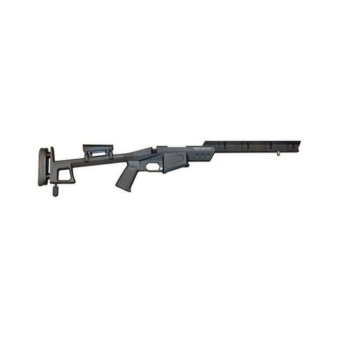 Eberlestock Stealth Rifle Chassis  700 LA Slick Stealth Black