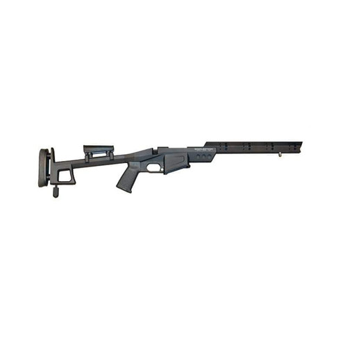 Eberlestock Stealth Rifle Chassis  700 LA Keymod Stealth Black