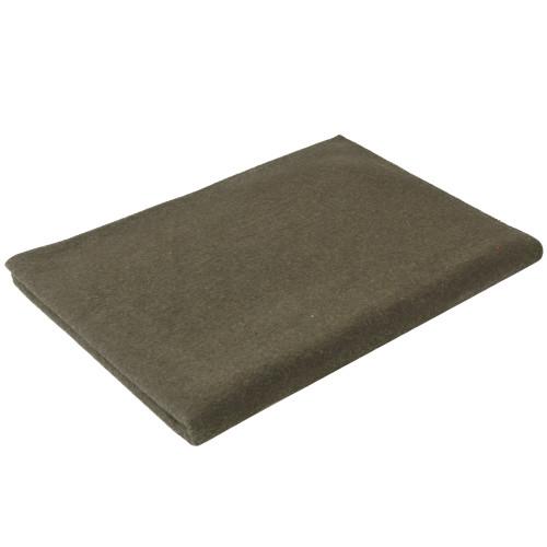 """Woven Wool Blanket - 62"""" X 80"""""""